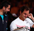 Outstanding Roger Federer wins his 20th Gland Slam