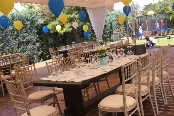 """How to organize an awesome """"Minion""""birthday party"""
