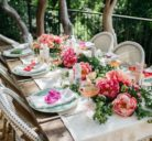 Sophisticated Garden Vintage Party Ideas