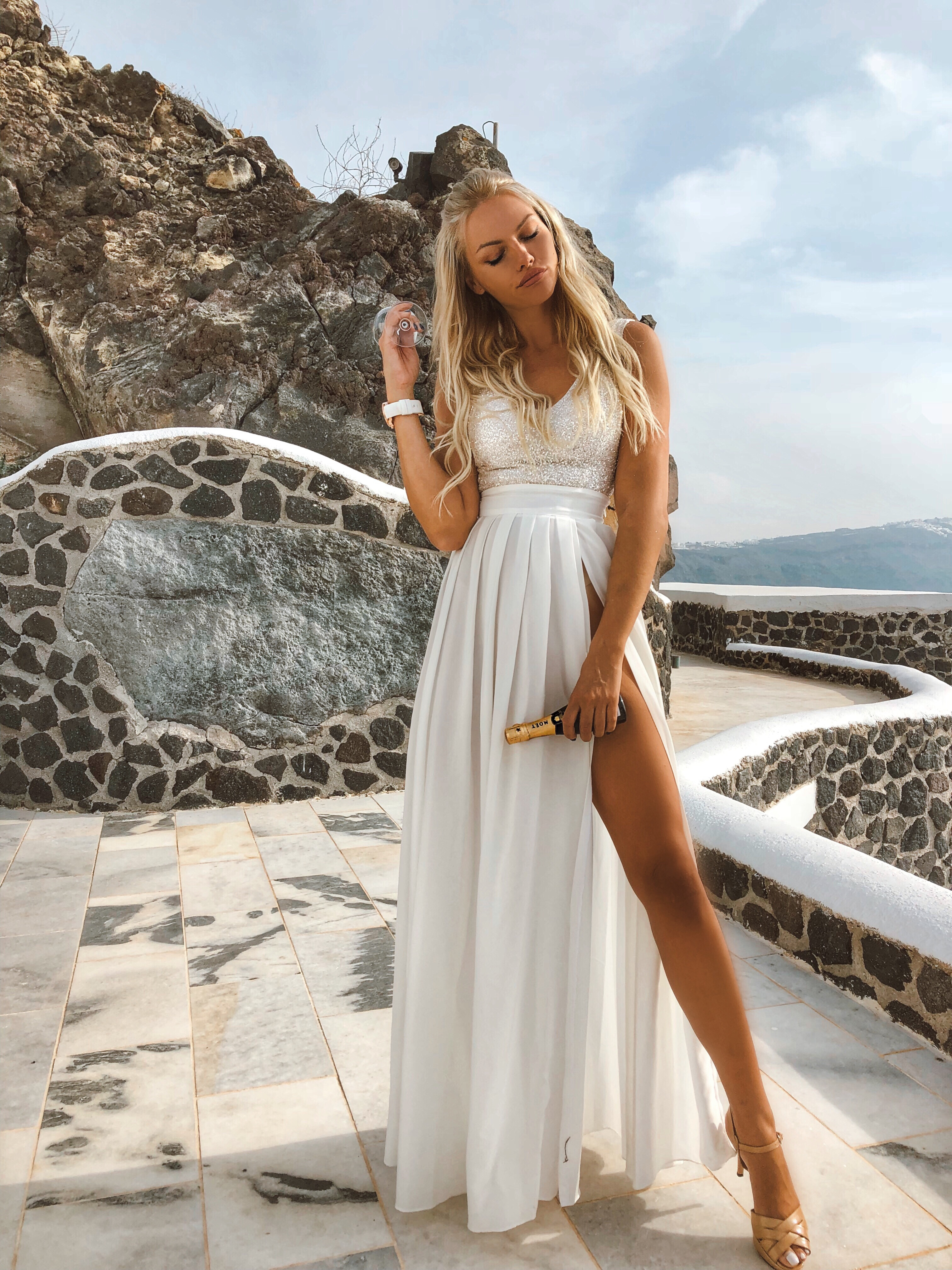 White Dresses For Wedding After Party , Ficts