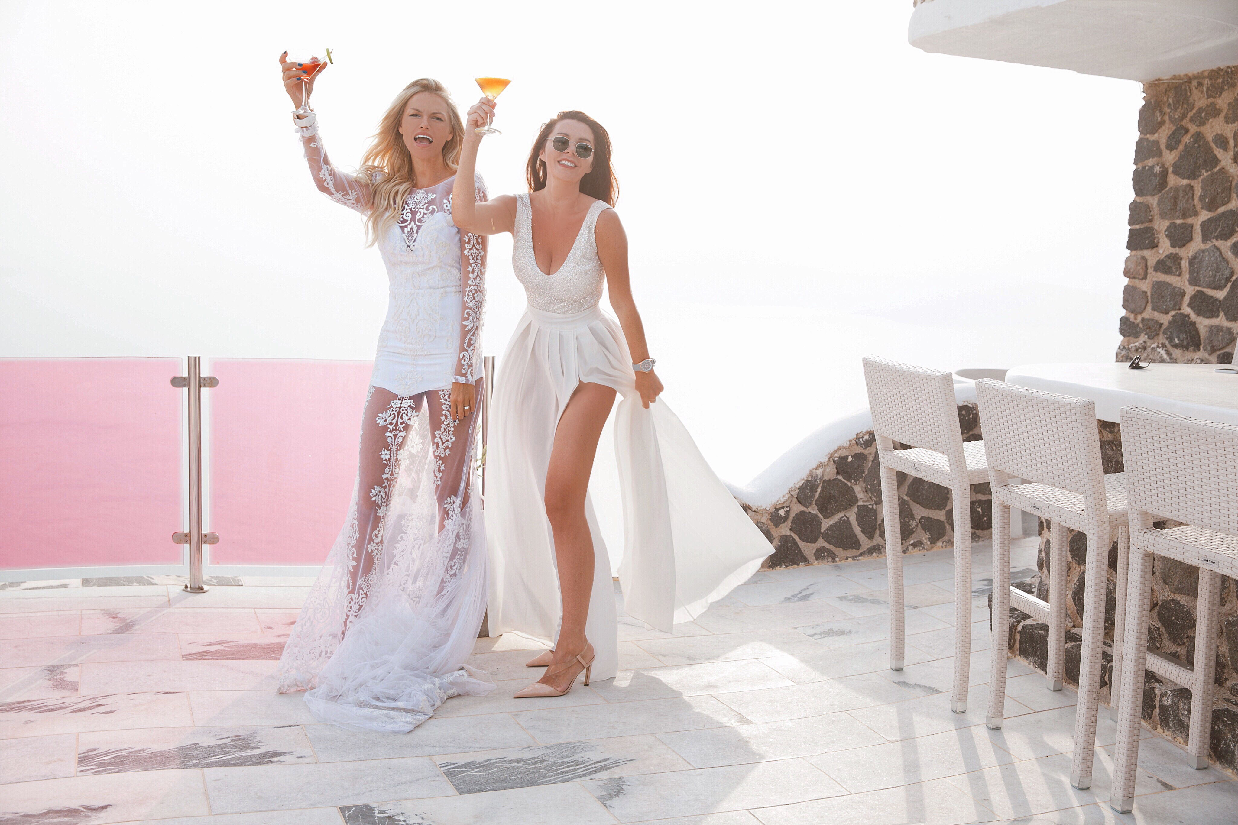 Cool Bride And Even Cooler After Wedding Party Dress Natali S Blog